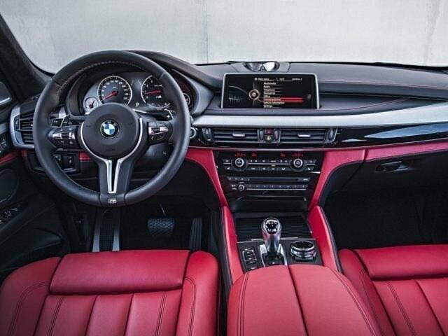 2018 BMW X5 M SAV Alpine White