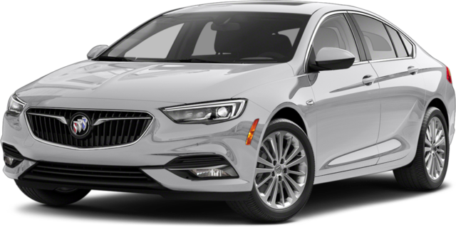 2018 Buick Regal Sportback Hatchback