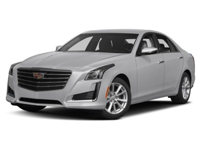 New 2018 CADILLAC CTS 3.6L Twin Turbo V-Sport For Sale in Salem, OR ...