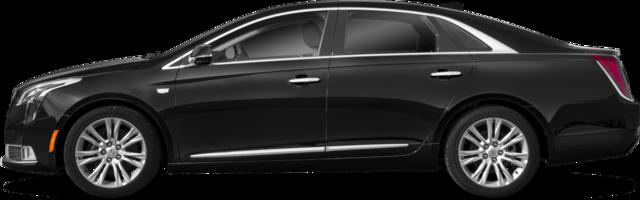 2018 CADILLAC XTS Sedan B9Q Coachbuilder Funeral Coach