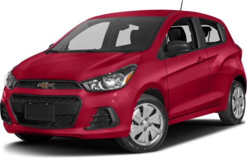 2018 Chevrolet Spark Hatchback