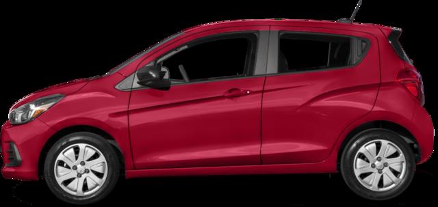 2018 Chevrolet Spark Hatchback LS CVT