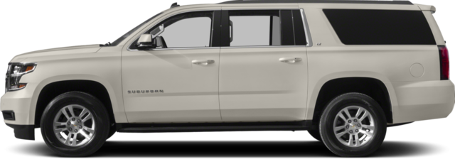 2018 Chevrolet Suburban VUD flota comercial