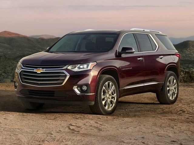 2018 Chevy Traverse SUV