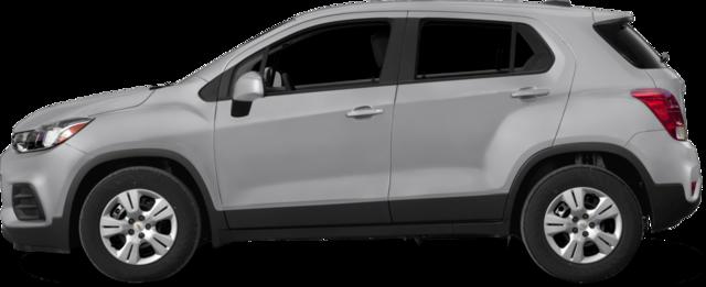 2018 Chevrolet Trax SUV LS