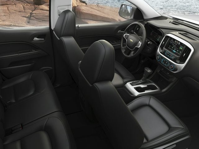 Chevrolet Colorado Driver Interior
