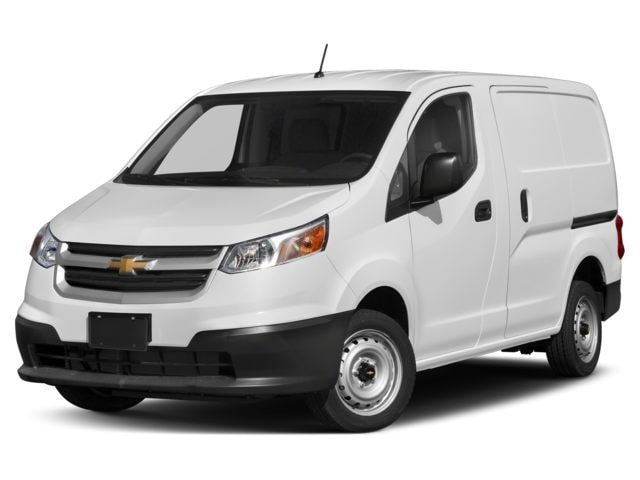 2018 Chevrolet City Express Van