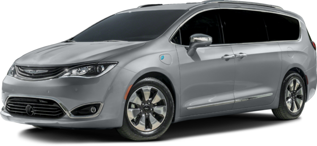 Delightful 2018 Chrysler Pacifica Hybrid Van