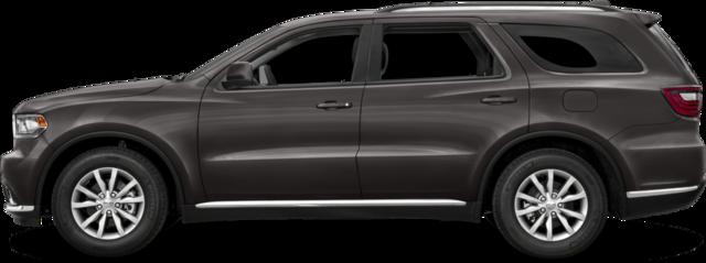 2018 Dodge Durango VUD Servicio Especial