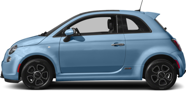 2018 FIAT 500e Hatchback Battery Electric