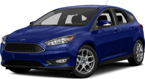 2018 Ford Focus Hatchback