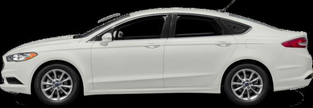 2018 Ford Fusion Sedan SE