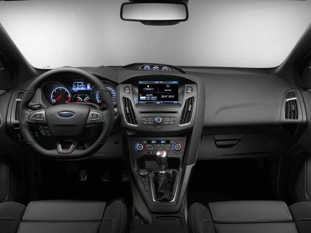 2018 Ford Focus ST Hatchback