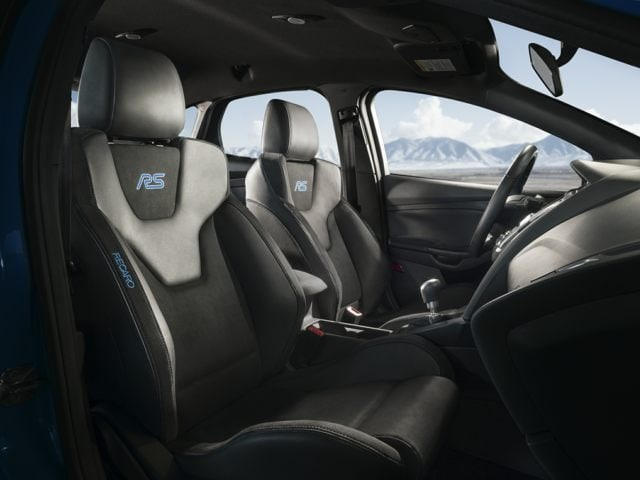 2018 Ford Focus RS  Hatchback Interior