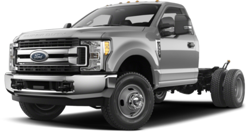 2018 Ford F-350 Chassis Truck