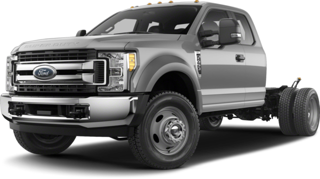 2018 Ford F-450 Chassis Truck