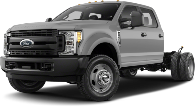 2018 Ford F-550 Chassis Truck