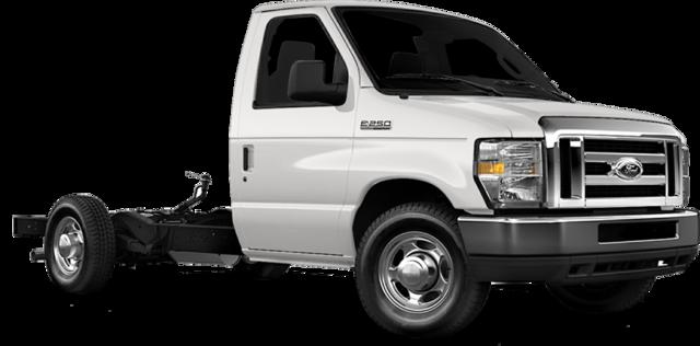 2018 Ford E-350 Cutaway Truck Base