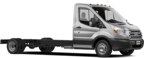 2018 Ford Transit-350 Cab Chassis Truck
