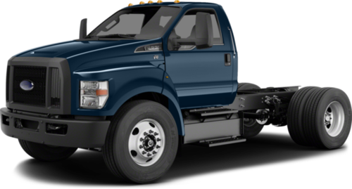 2018 Ford F-650 Gas Truck