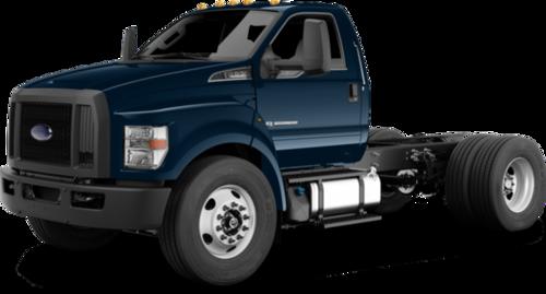 2018 Ford F-650 Diesel Truck