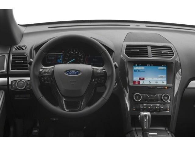 2018 Ford Explorer SUV
