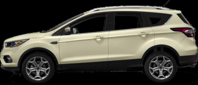 2018 Ford Escape SUV Titanium
