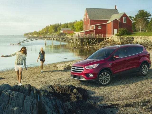 & New 2018 Ford Escape | Suburban Ford of Waterford markmcfarlin.com
