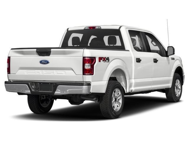 New Ford F-150 SuperCrew Dealer Near Franklin KY