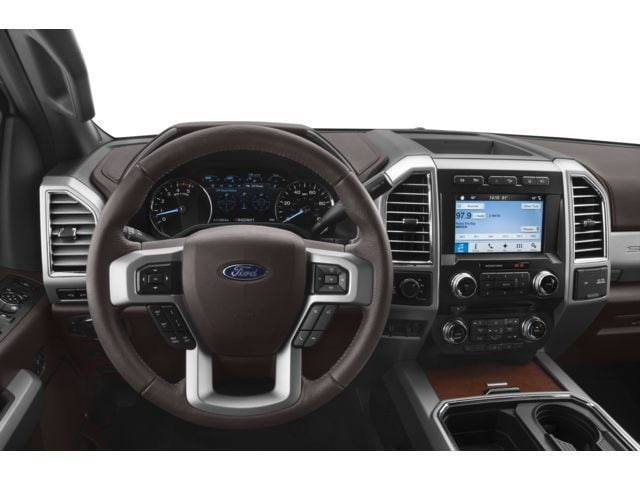 2017 Ford F-250  Super Duty King Ranch Interior
