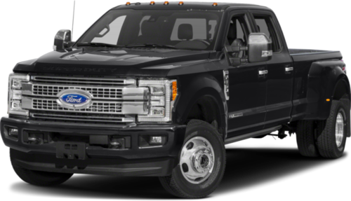 2018 Ford F-350 Truck