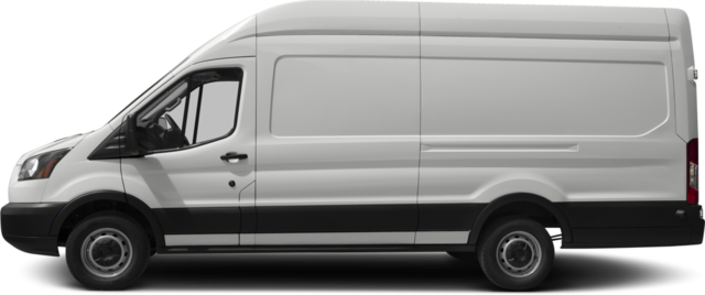 Ford Transit  Van Base W Sliding Pass Side Cargo Door