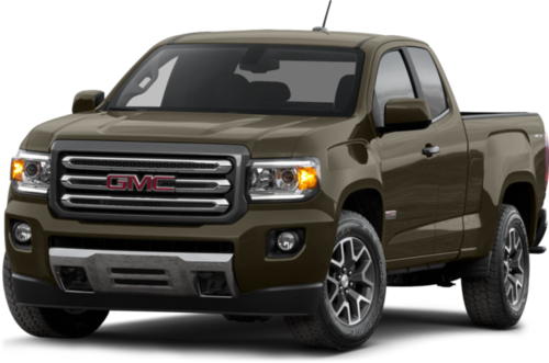 2018 GMC Canyon Truck
