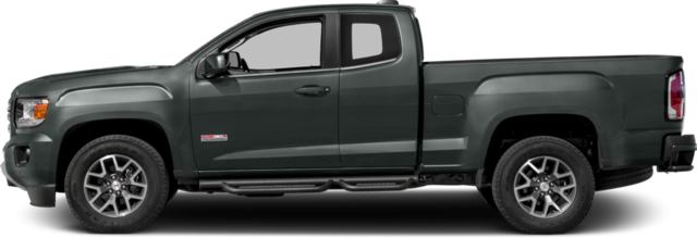 2018 GMC Canyon Truck All Terrain w/Leather