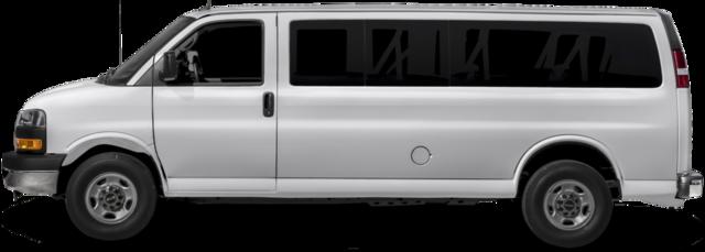 2018 GMC Savana 3500 Van LS