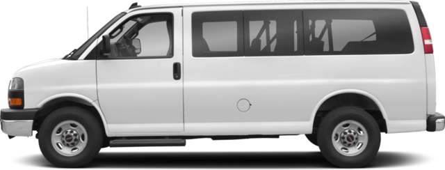 2018 GMC Savana 3500 Van LT