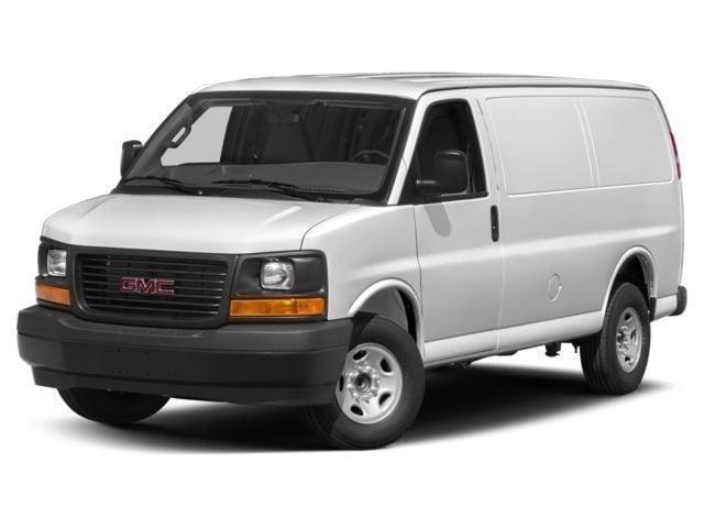 2018 GMC Savana 3500 Van