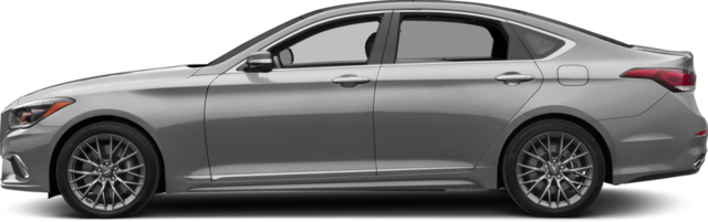 2018 Genesis G80 Sedan 3.3T Sport