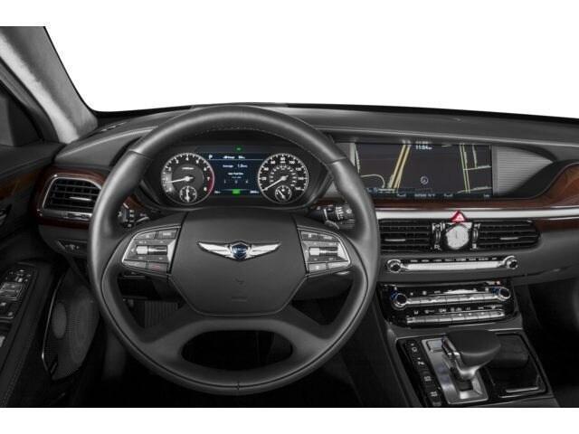 2018 Genesis G90 Sedan