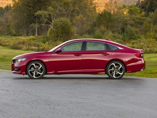 2018 Honda Accord Touring 2.0T Side