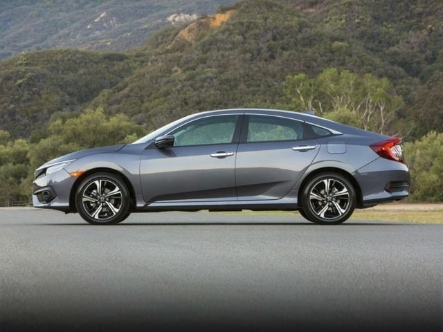 2018 Honda Civic Side Exterior