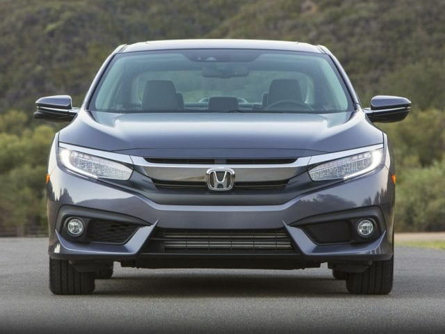2018 Honda Civic Sedan Front