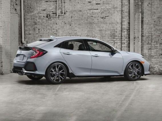 New Honda Civic Hatchback Honda Dealership Anderson Sc