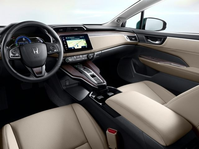2019 Honda Clarity Interior