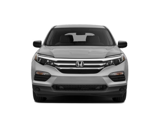 The Competition Honda Pilot Vs