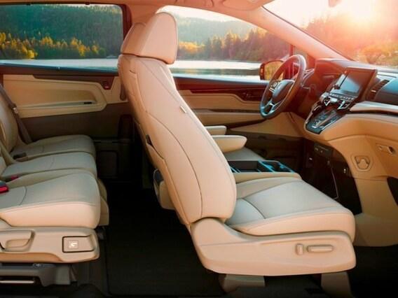 Honda Odyssey All Wheel Drive >> 2019 Honda Odyssey In Concord Serving Charlotte