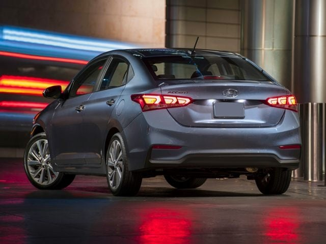 2018 Hyundai Accent Sedan for sale in Santa Clarita, CA