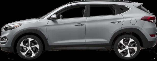 2018 Hyundai Tucson SUV Limited