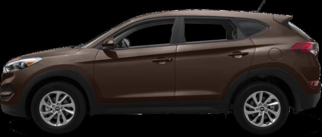 2018 Hyundai Tucson SUV SEL