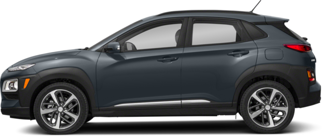 2018 Hyundai Kona SUV SEL w/Contrasting Roof
